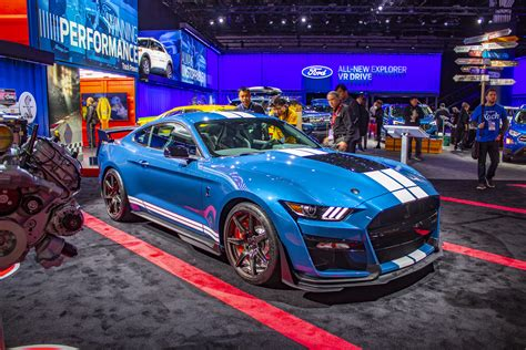 2020 Ford Mustang Shelby GT500 Pictures, Photos