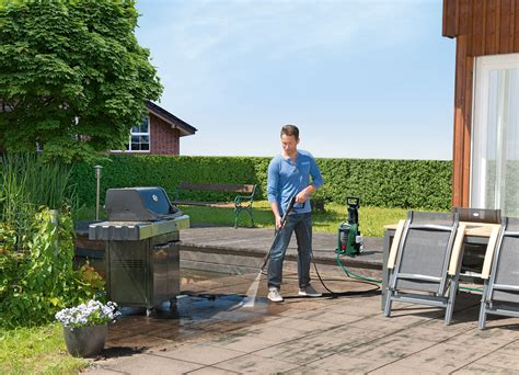 Complete high-pressure washer system from Bosch - Bosch