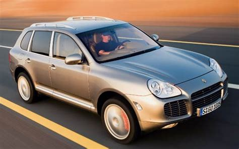 2006 Porsche Cayenne Turbo S - First Road Test & Review