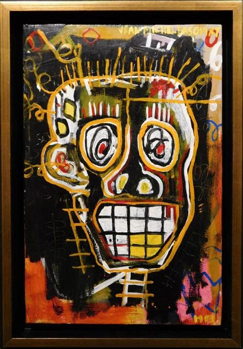 Basquiat and Warhol share the spotlight in Woodshed Art