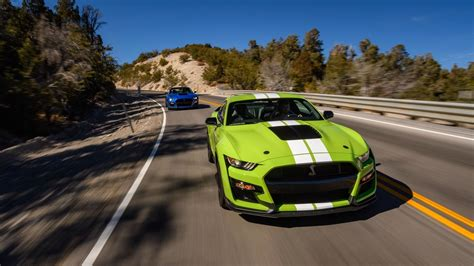 2020 Ford Mustang Shelby GT500 Review: The Price of