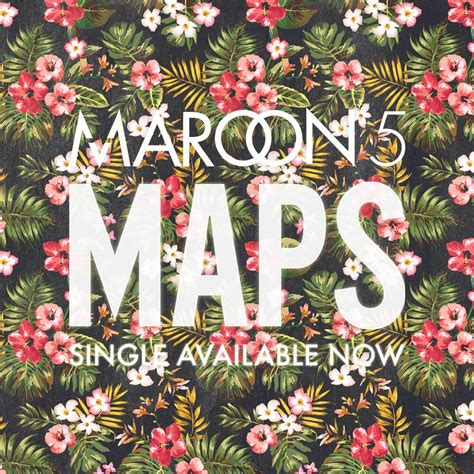 maroon 5 maps - Free Large Images