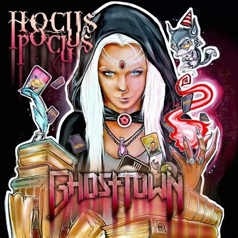 Ghost Town – Hocus Pocus Lyrics | Genius Lyrics