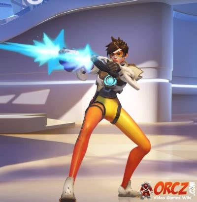 Overwatch: Tracer - Orcz