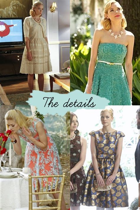 Hart of Dixie Style Inspirations – A Shopaholic's Den