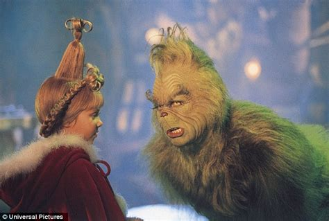 The Grinch hands out tickets to speeding drivers in