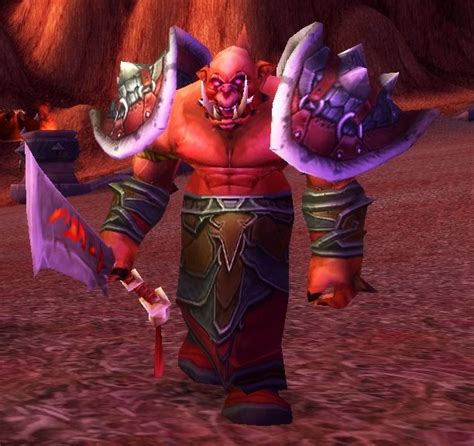 Mekthorg the Wild - Wowpedia - Your wiki guide to the