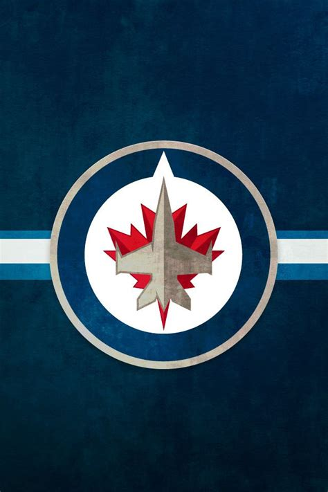 Winnipeg Jets iPhone Background | NHL WALLPAPERS