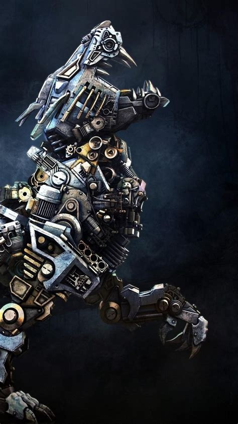 Cyborg Wallpapers (75+ images)