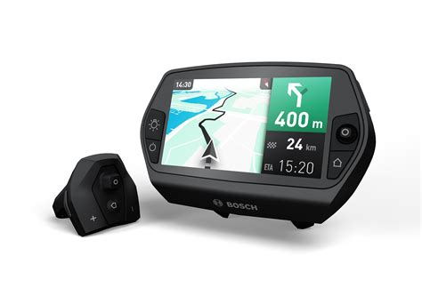 New Bosch Nyon eBike Performance Navigation System for