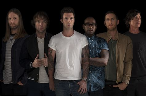 Chart Highlights: Maroon 5's 'Maps' Leads To No