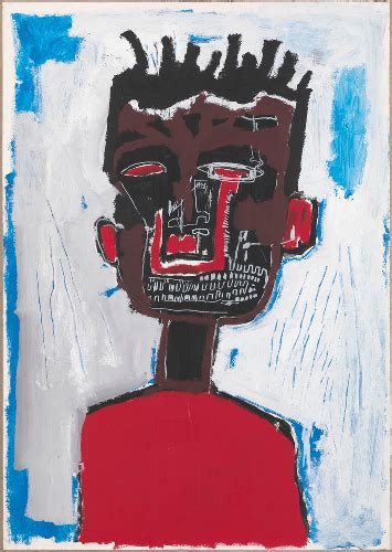 Jean-Michel Basquiat: One of the last natural-born artists