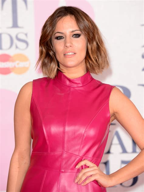 Caroline Flack: 'I've been staying in with my cat a lot