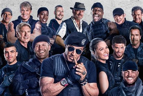Ronda Rousey Weighs In On Which of Her 'Expendables 3' Co
