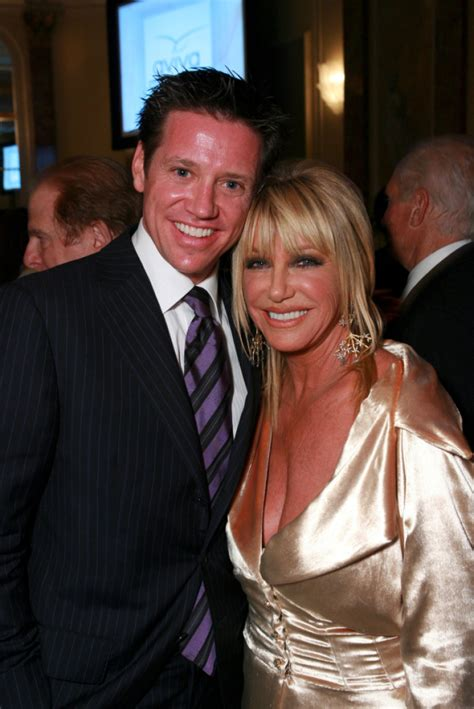 Suzanne Somers Son: Actress Calls Bruce Sommers 'Greatest