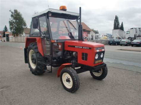Zetor 5011 (ID 9183) tractor from Czech Republic for sale