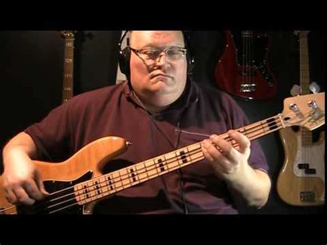 Robert Plant 29 Palms Bass Cover - YouTube