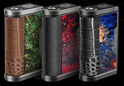 Lost Vape Centaurus DNA 250C Box Mod $113