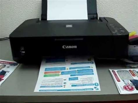 Canon MP230 Review   FunnyCat