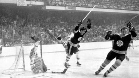 Bobby Orr scored Stanley Cup winner 45 years ago   CBC Sports