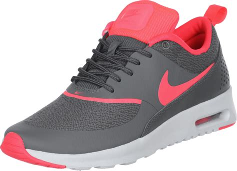 Nike Air Max Thea W shoes grey pink