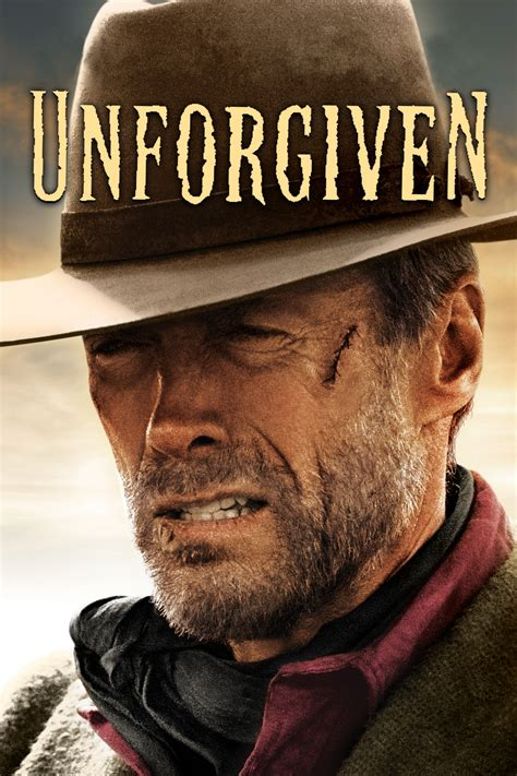 Unforgiven (1992) - Posters — The Movie Database (TMDb)