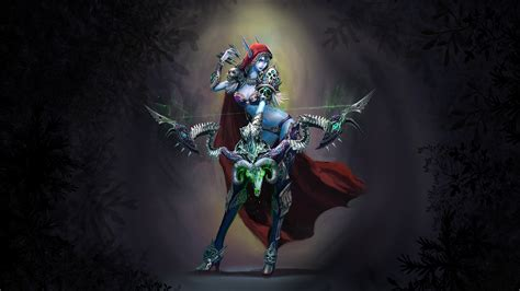 Sylvanas Windrunner, World of Warcraft Wallpapers HD