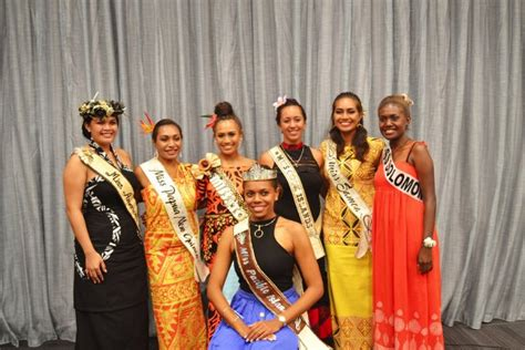 Miss Fiji Crowned Queen of Pacific Islands Pageant 2016